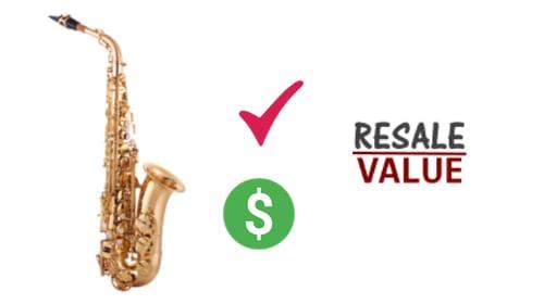 JP041 Alto saxophone