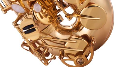 John Packer JP041 alto sax