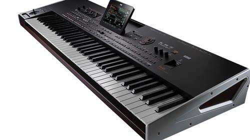 korg pa4x expressive keyboard